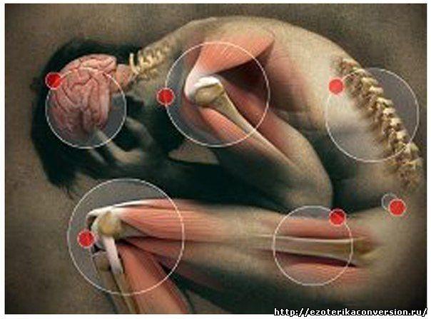 ¿Por qué se produce el dolor de huesos?